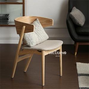 实木休闲椅-WJ-080