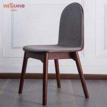实木餐椅 WJ-137
