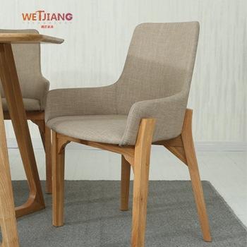实木餐椅  WJ-C230索罗椅