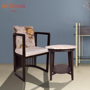 餐桌椅WJ-8817圆桌