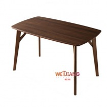 餐桌椅WJ-281白蜡木桌子