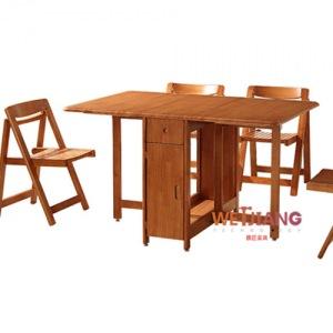 餐桌椅 WJ-275新中式餐桌