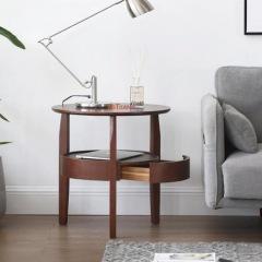 餐桌椅 WJ-025圆形茶几
