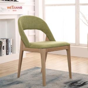 餐桌椅 WJ-855弯背椅