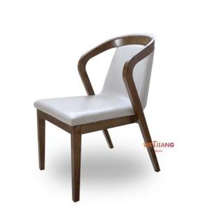 餐桌椅 WJ-213休闲靠背椅