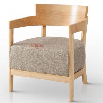 厚坐垫餐椅  WJ-S517
