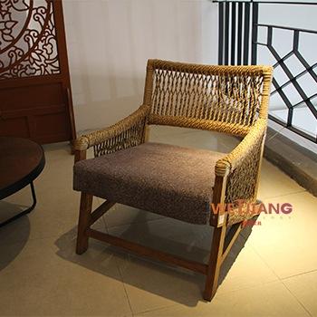 休闲编椅-WJ-8736