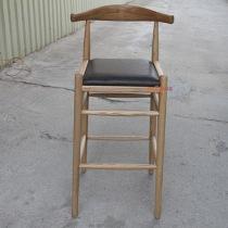 高脚牛角椅