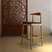高脚牛角椅 WJ-8835